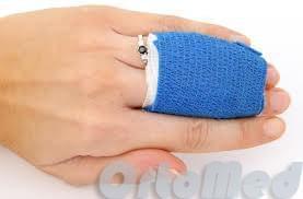 Перелом кости пальца