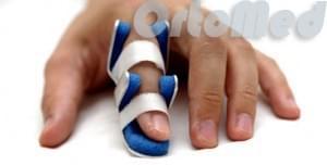 Перелом ногтевого сустава пальца лечение ортез коленного сустава ро-303 купить